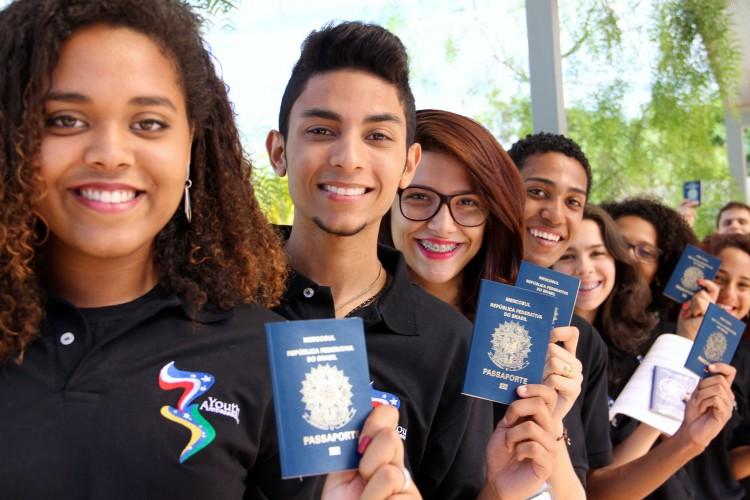 Embaixada dos EUA divulga os selecionados do Programa Jovens Embaixadores 2018 no dia 31 de outubro